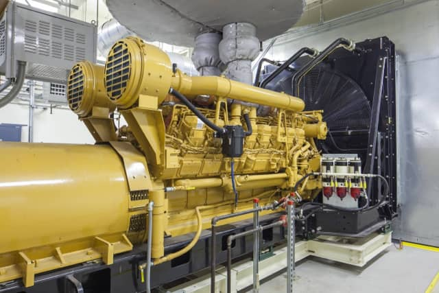 Diesel and Gas Generator Package